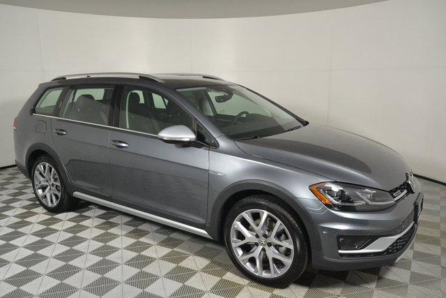 New 2019 Volkswagen Golf Alltrack in Lynnwood, WA