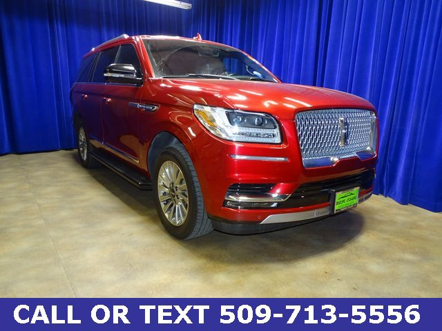 Used 2018 Lincoln Navigator in Pasco, WA