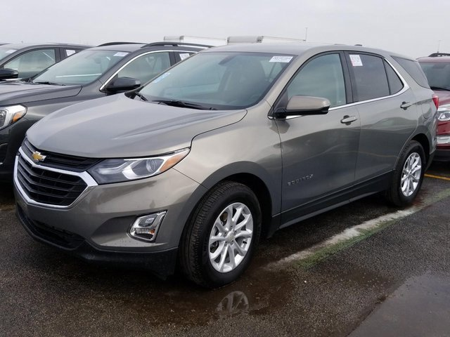 Used 2018 Chevrolet Equinox in Kansas City, KS