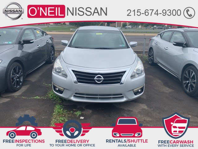2014 Nissan Altima 2.5 S 4dr Sdn I4 2.5 S Regular Unleaded I-4 2.5 L/152 [6]