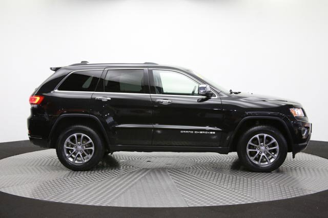2016 Jeep Grand Cherokee for sale 122540 42
