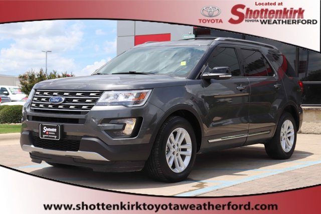 Used 2016 Ford Explorer in Granbury, TX