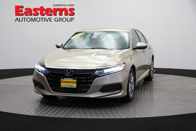 2018 Honda Accord LX Turbo 4dr Car