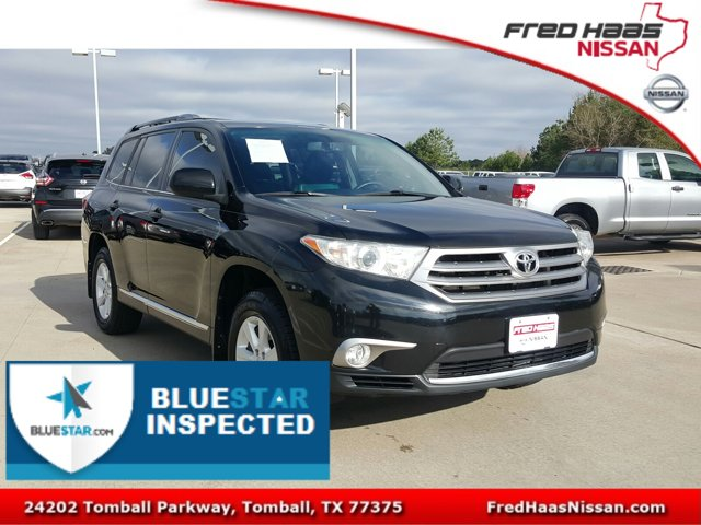 Used 2013 Toyota Highlander in Tomball, TX