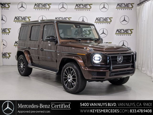 Used 2019 Mercedes-Benz G-Class in , CA
