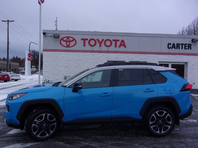 New 2019 Toyota RAV4 in Colville, WA