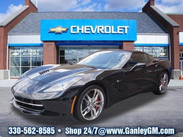 New 2016 Chevrolet Corvette in Aurora, OH