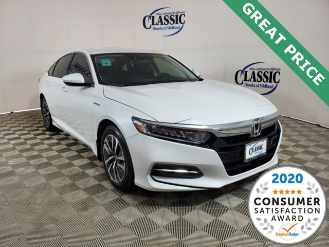 New 2020 Honda Accord Hybrid in Midland, TX