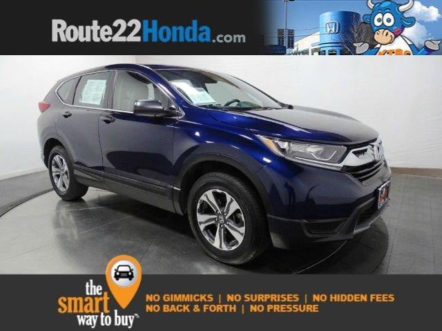 2019 Honda CR-V LX LX AWD Regular Unleaded I-4 2.4 L/144 [2]
