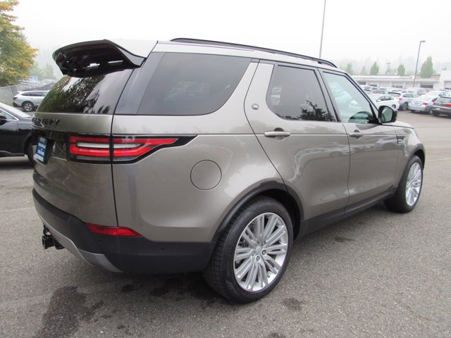 Used 2017 Land Rover Discovery First Edition