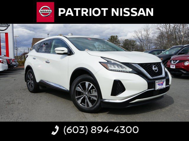 Used 2019 Nissan Murano in Salem, NH