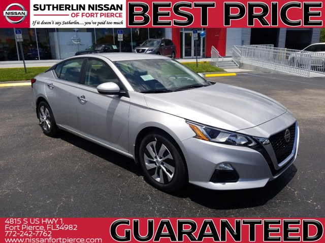 New 2020 Nissan Altima in Fort Pierce, FL