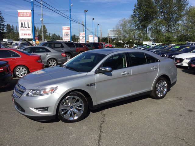 Used 2010 Ford Taurus 4dr Sdn Limited FWD