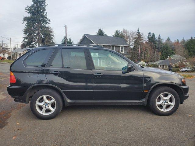 Used 2002 BMW X5 X5 4dr AWD 3.0i