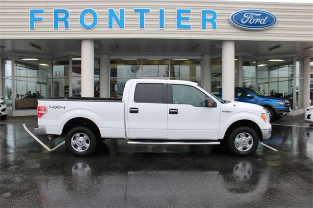Used 2012 Ford F-150 in Anacortes, WA