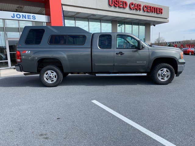 Used 2011 GMC Sierra 2500HD 4WD Ext Cab 158.2 SLE