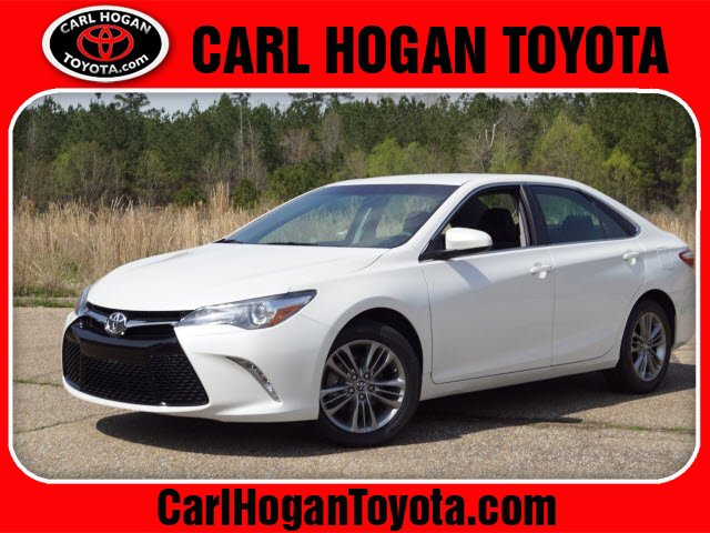 Used 2017 Toyota Camry in Columbus, MS