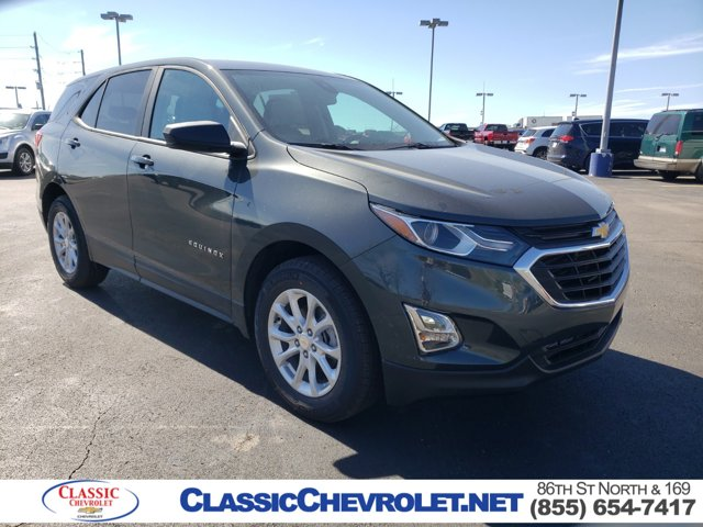 New 2020 Chevrolet Equinox in Owasso, OK