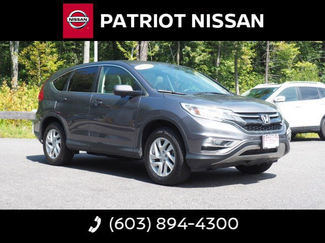 Used 2016 Honda CR-V in Salem, NH
