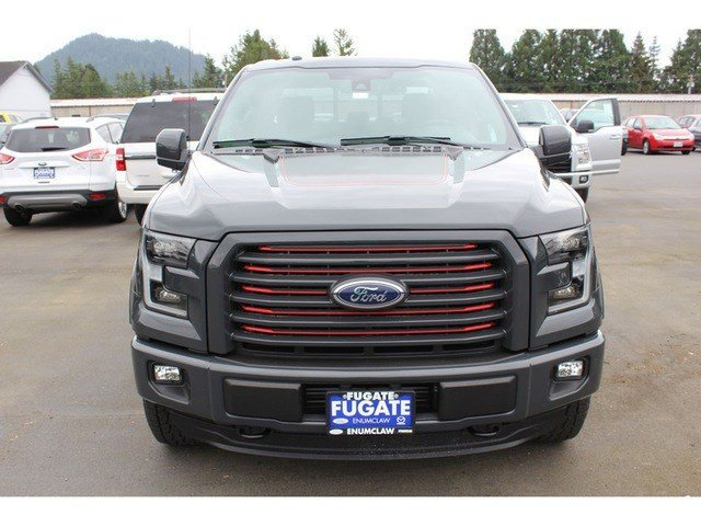 New 2016 Ford F-150 Lariat 4WD 145WB