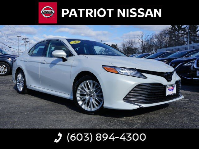 Used 2019 Toyota Camry in Salem, NH