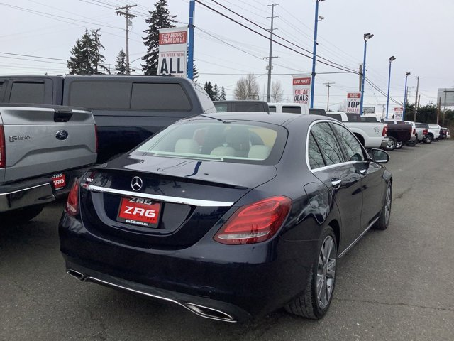 Used 2015 Mercedes-Benz C-Class 4dr Sdn C 300 RWD