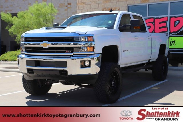 Used 2018 Chevrolet Silverado 2500HD in Granbury, TX