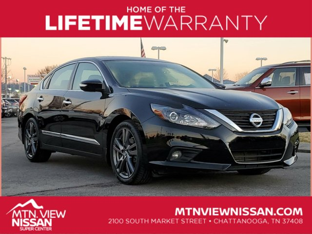Used 2018 Nissan Altima in Chattanooga, TN