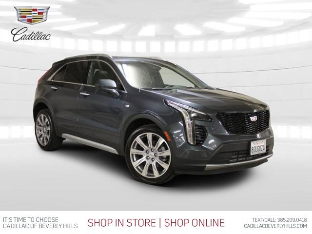 2020 Cadillac XT4 FWD Premium Luxury FWD 4dr Premium Luxury Turbocharged Gas I4 2.0L/ [18]