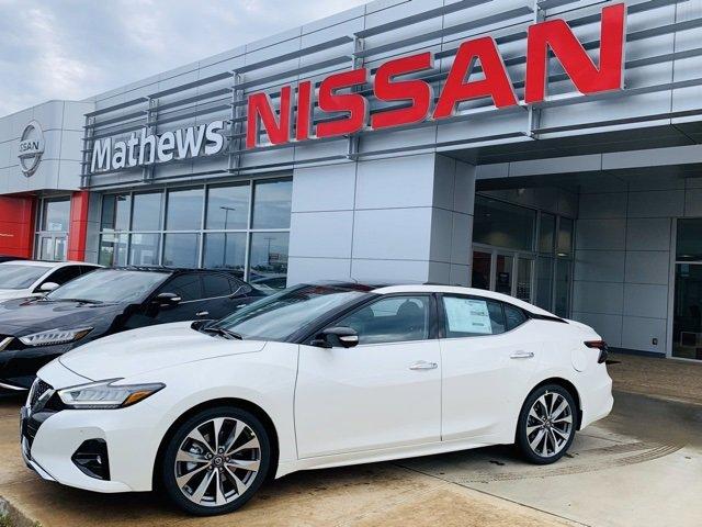 New 2020 Nissan Maxima in Paris, TX