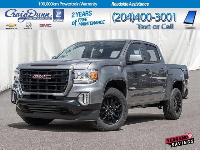2021 GMC Canyon 4WD Elevation 4WD Crew Cab 128″ Elevation Gas V6 3.6L/222 [0]
