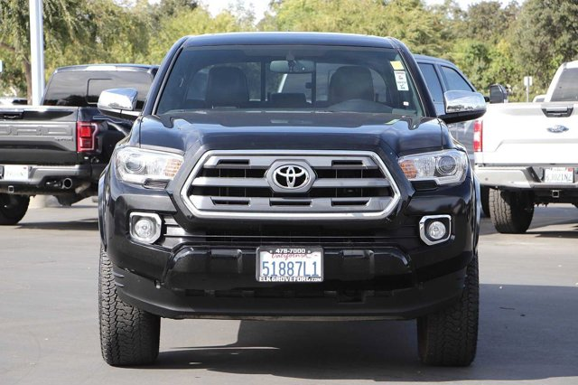 Used 2016 Toyota Tacoma 4WD Double Cab V6 AT Limited