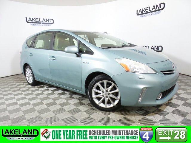 Used 2014 Toyota Prius V in ,
