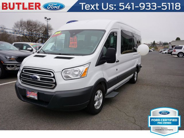 Used 2018 Ford Transit Wagon in Medford, OR