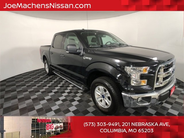 Used 2015 Ford F-150 in Columbia, MO