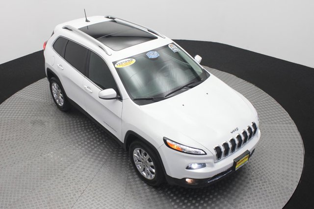 2017 Jeep Cherokee for sale 124861 2