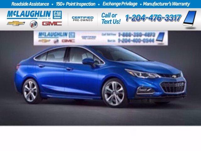 2018 Chevrolet Cruze LT 4dr Sdn 1.4L LT w/1SD Turbocharged Gas I4 1.4L/ [11]
