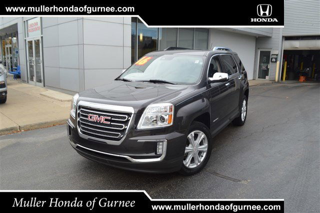 Used 2016 GMC Terrain in Gurnee, IL