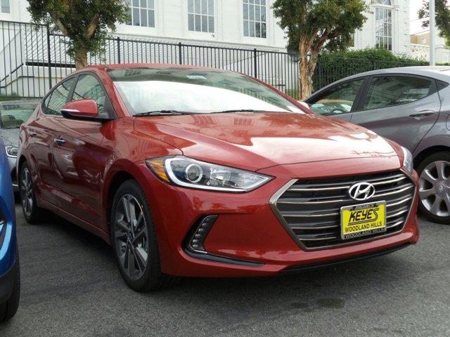 New 2017 Hyundai Elantra Limited 2.0L Auto PZEV (Alabama)