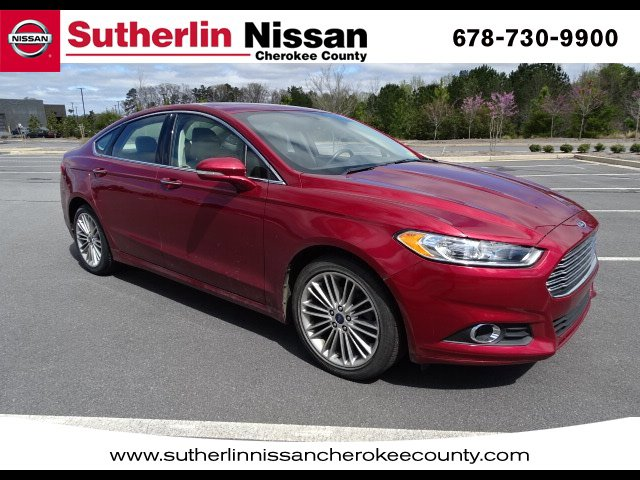 Used 2015 Ford Fusion in Holly Springs, GA