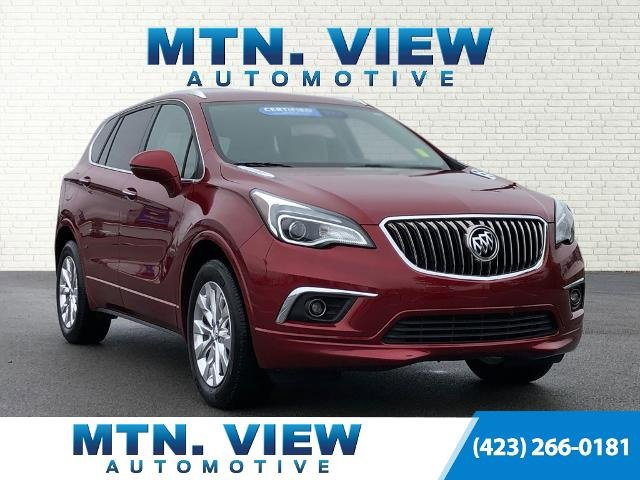 Used 2017 Buick Envision in Chattanooga, TN