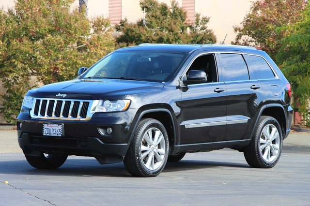 2012 Jeep Grand Cherokee Laredo 8