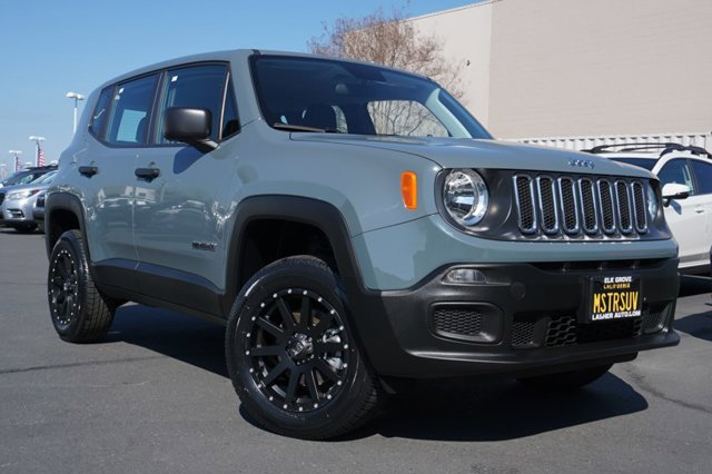 Used 2018 Jeep Renegade Sport 4x4