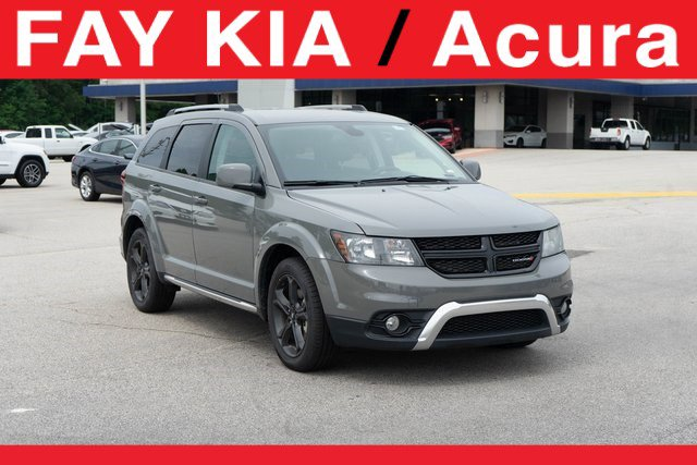 Used 2019 Dodge Journey in Fayetteville, NC