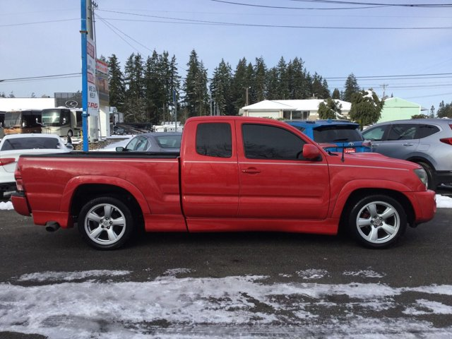 Used 2007 Toyota Tacoma 2WD Access V6 MT X-Runner