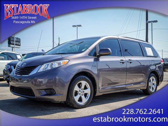Used 2013 Toyota Sienna in Pascagoula, MS