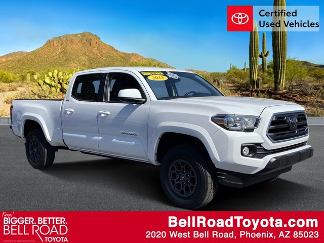 Used 2018 Toyota Tacoma in Phoenix, AZ