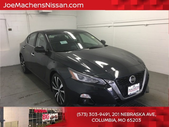 New 2020 Nissan Altima in Columbia, MO