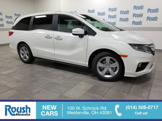 New 2020 Honda Odyssey in Westerville, OH
