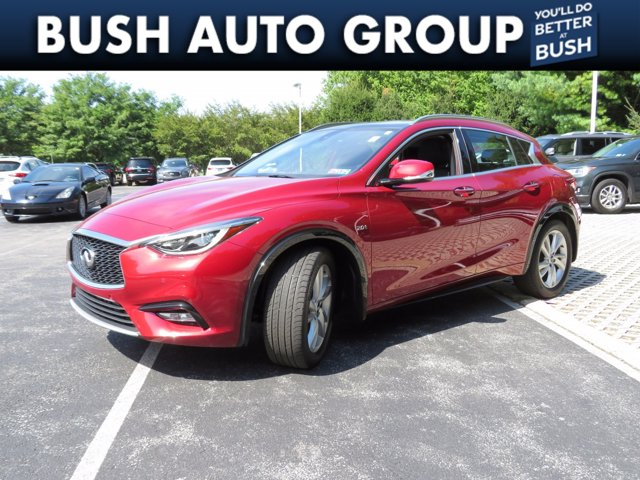 2017 INFINITI QX30 Premium Premium FWD *Ltd Avail* Intercooled Turbo Premium Unleaded I-4 2.0 L/121 [6]